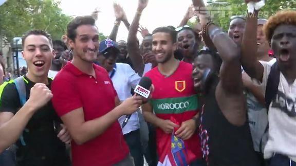 É o caos na França! A loucura no país após a conquista da Copa do Mundo  ASSISTA na matéria de @renato_senise! #ESPNnaRússia  https://t.co/OyPn2PaYP3