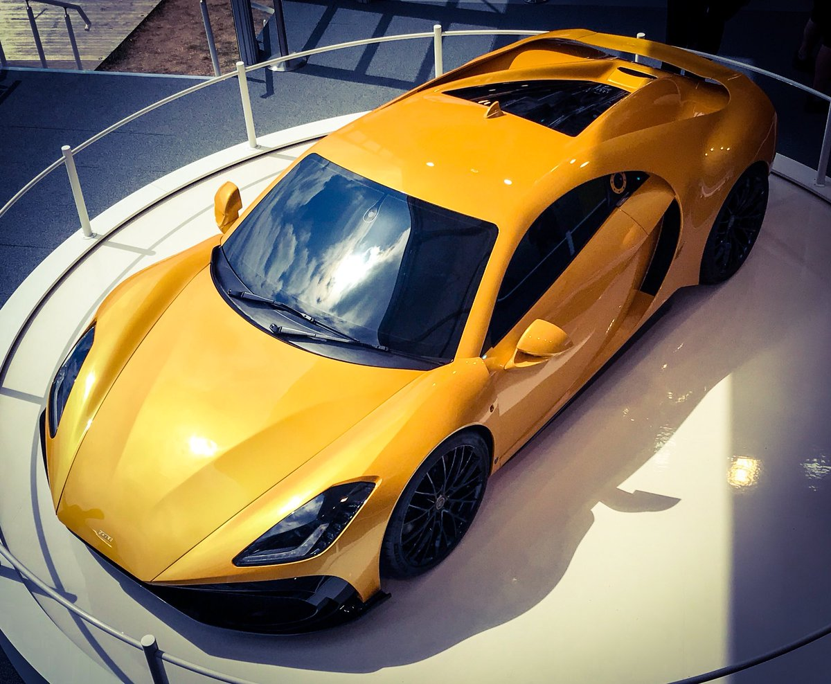 Believe The Reason Why The Noblem Looks So Good Is Because It Blends Designs From Cars Like The Corvette Headlights Aggera Rear Ford Gt Side
