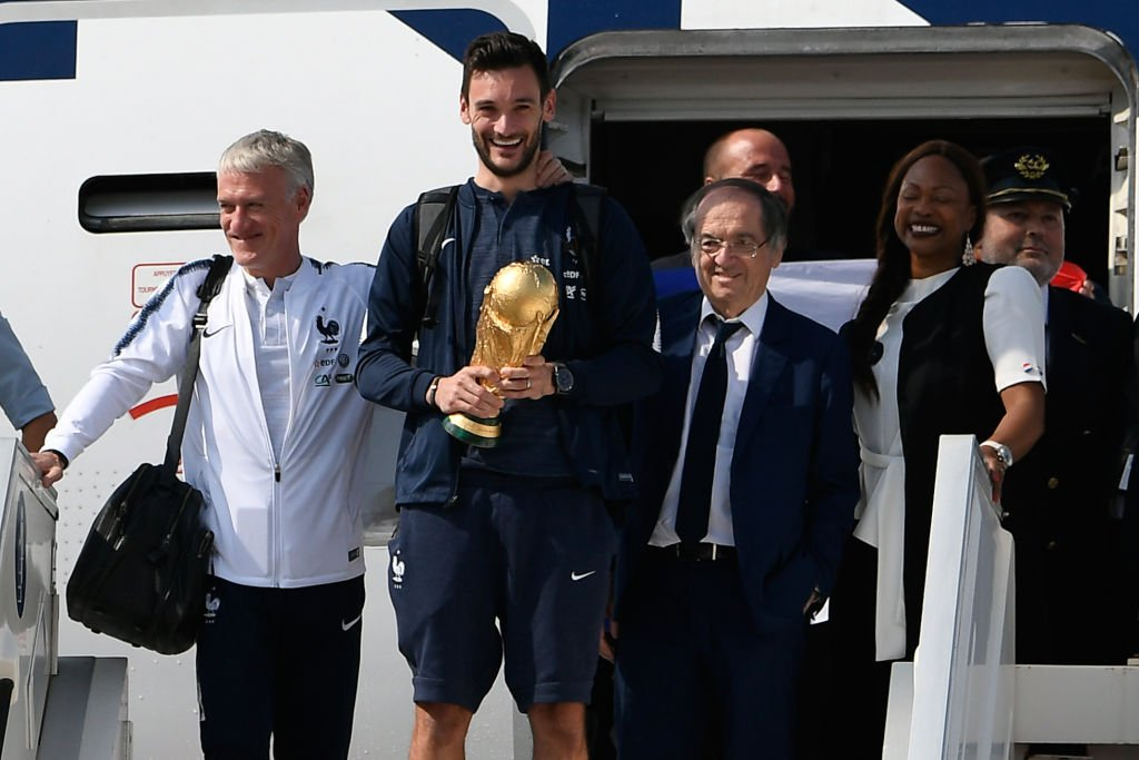 France have brought it home 🏆