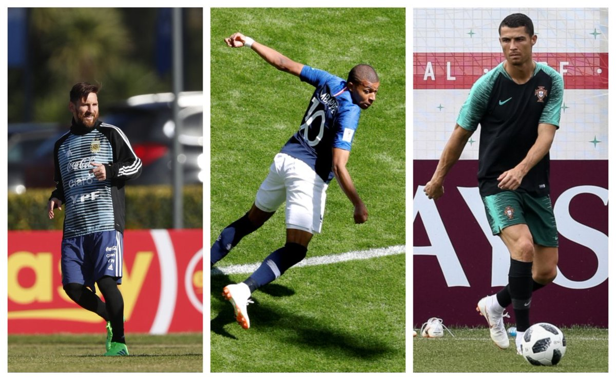 #Mbappe's stats show that he is on another level compared to #Messi and #Ronaldo - here's proof - https://t.co/u0fQF5zrk5      #WorldCup #WorldCupFinalFinal