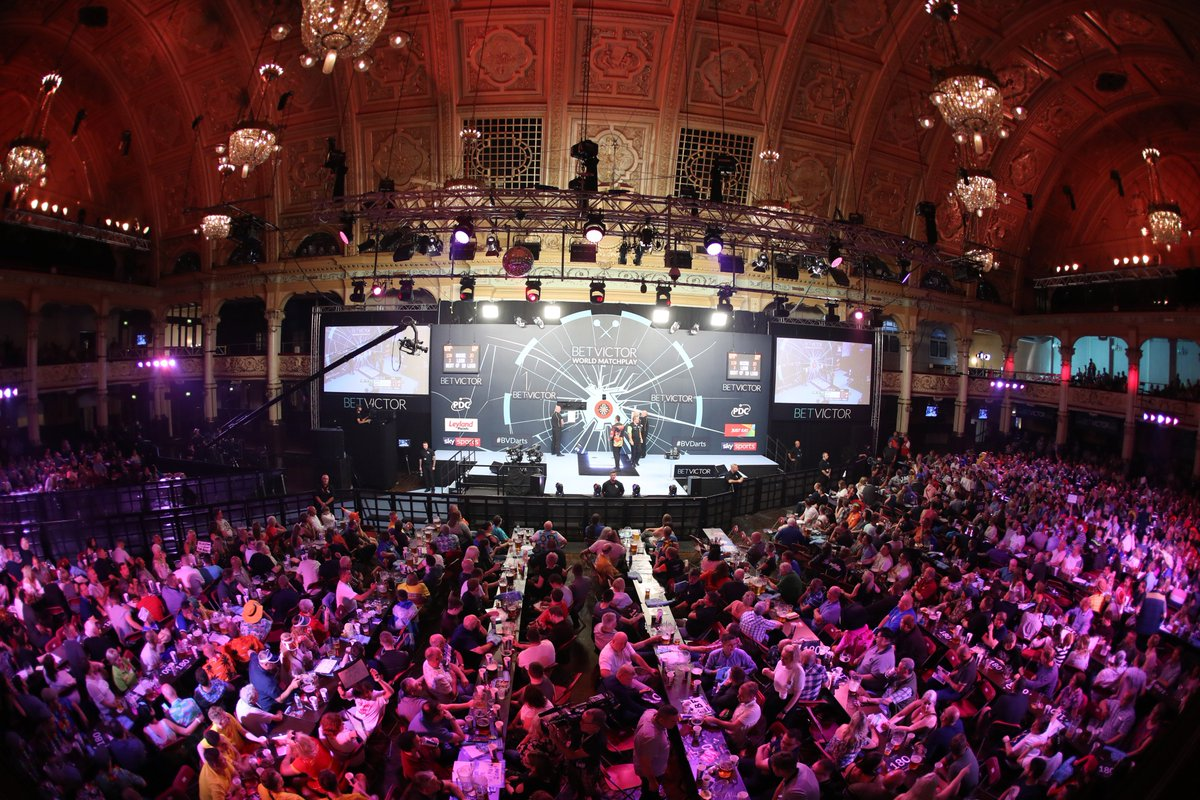 TICKETS | Winter Gardens Tickets Still Available 🎟️A limited number of tickets and Hospitality Packages are still on sale for the @BetVictor World Matchplay. ▶️Full ticket info: pdc.tv/news/2018/07/1…