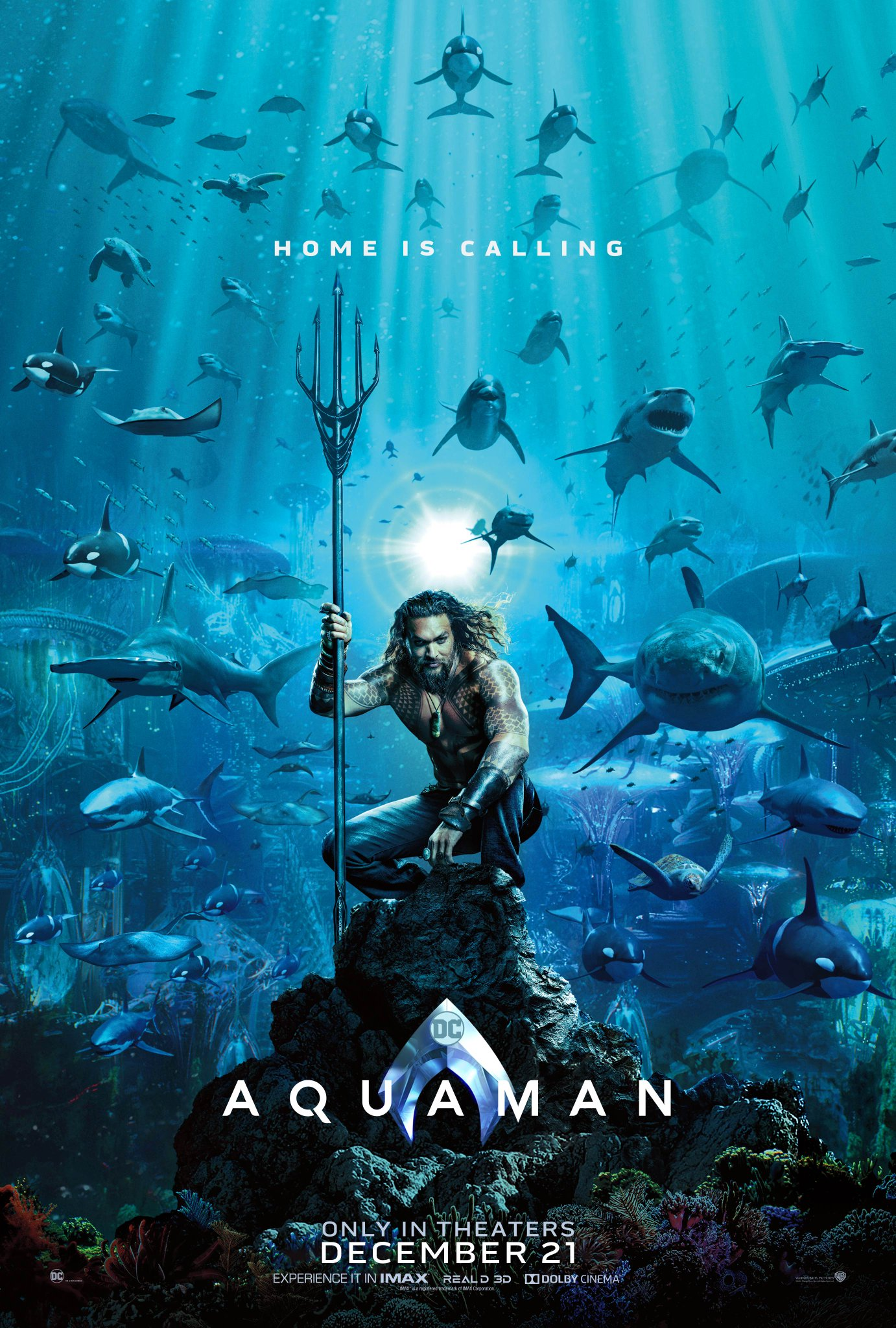 Click to preview: Aquaman