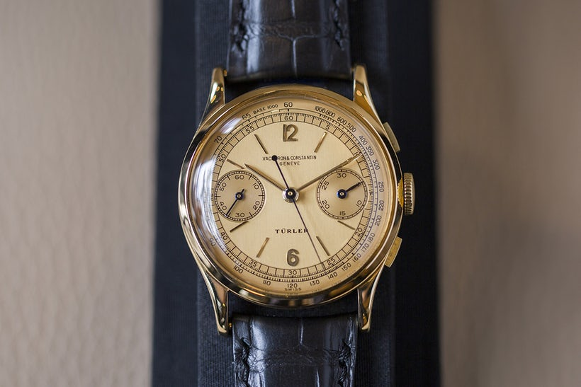 Nine Awesome Vintage Vacheron Constantin Watches Available at our New York Boutique only until August. Read why @HODINKEE loves this selection: ms.spr.ly/6019r4l0F