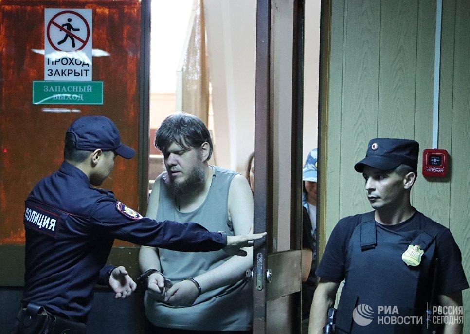 Суд в Москве приговорил лидера секты 'бога Кузю' к пяти годам колонии  https://t.co/OTfC7FXXu8