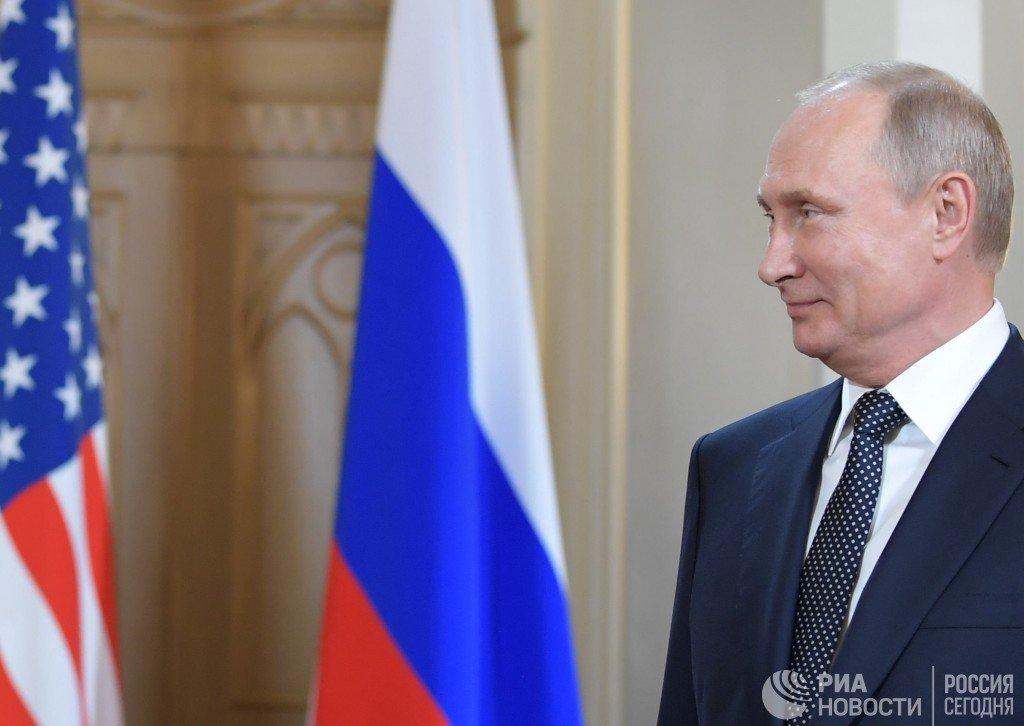 Путин рассказал, почему в российском обществе возникла симпатия к Трампу  https://t.co/eJatlhD3q8