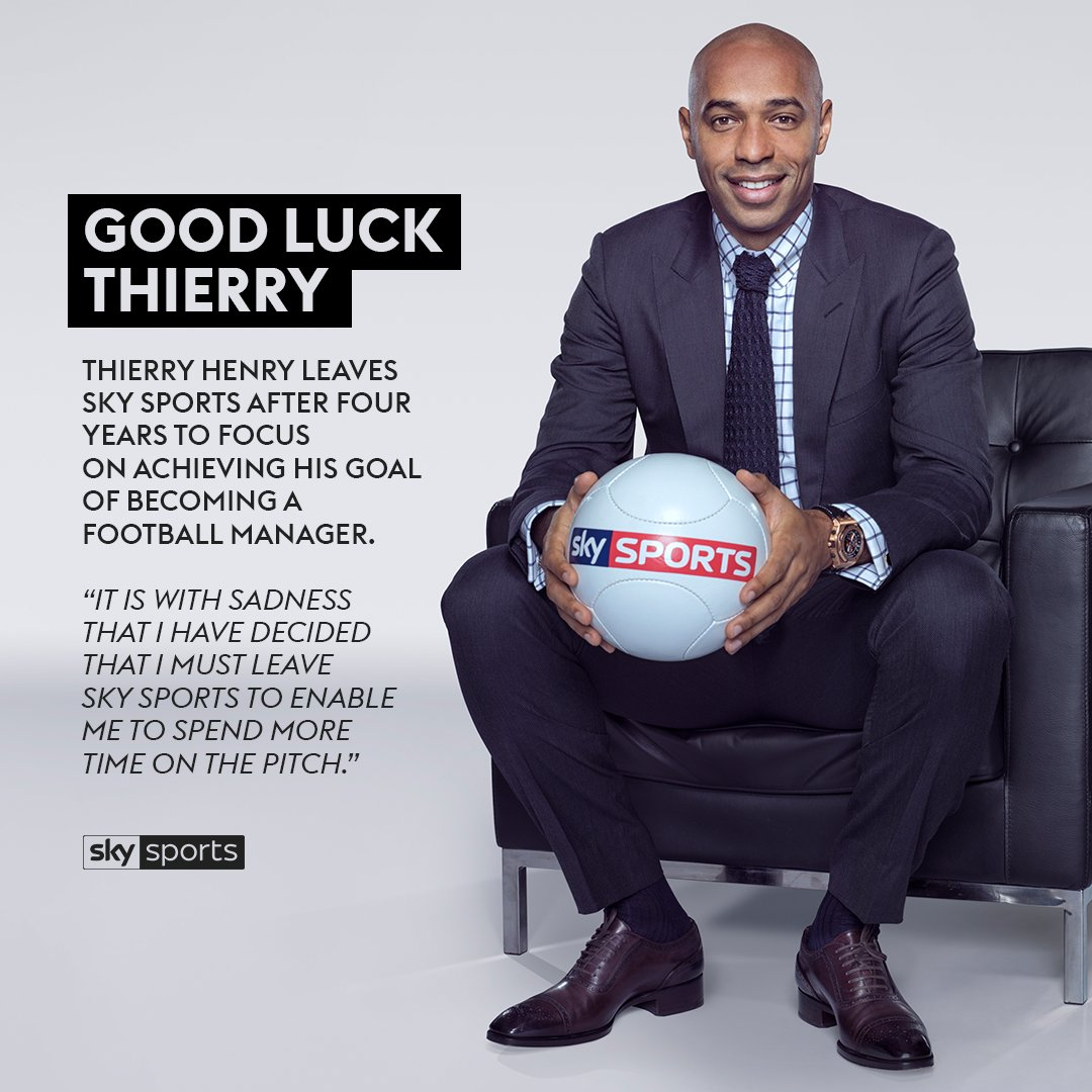 Sky Sports World Cup's photo on Thierry Henry