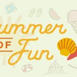 Image for the Tweet beginning: A summer of fun awaits
