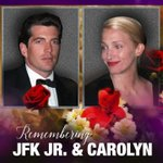 Image for the Tweet beginning: Remembering JFK Jr. and his