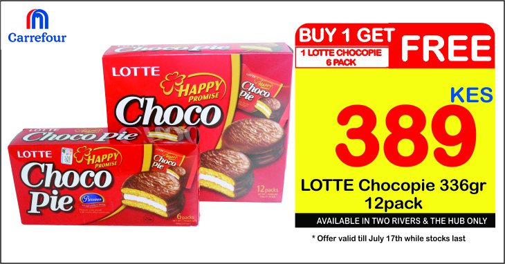 Carrefour Kenya On Twitter Treat Youself To A Yummy Snack Once In