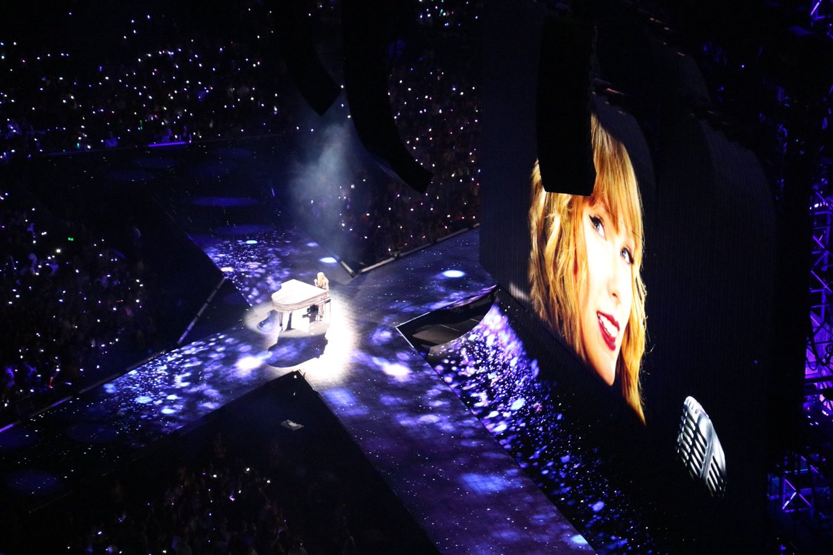 When we think about getting to see you TOMORROW, #repTourCleveland 🎉