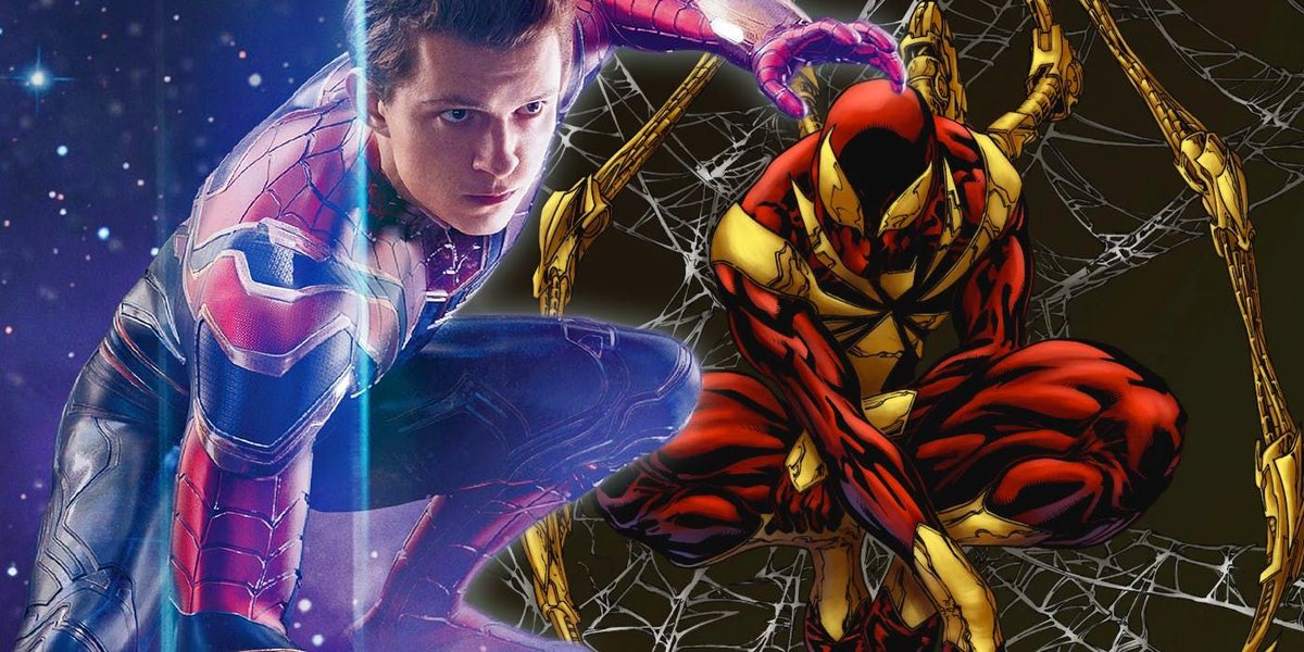 #AvengersInfinityWar Fans Built Awesome Working Iron Spider Cosplay For #SDCC2018  https:// buff.ly/2urHuqq  &nbsp;  <br>http://pic.twitter.com/hjpdXrxEMa