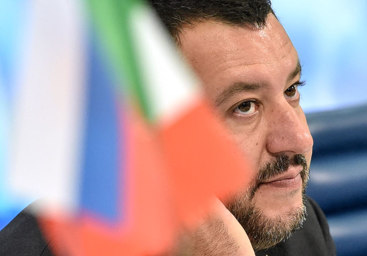 Italy's deputy prime minister, Matteo Salvini, threatens to block the EU's agenda unless they ease sanctions on Russia https://t.co/Ivmfk0vK97