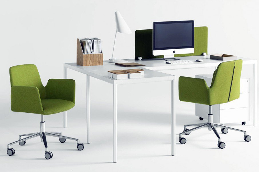 Altea is available in sled, four-leg and swivel bases. Head to our website for more https://t.co/cFtiwBDGSa #inclass #swivel