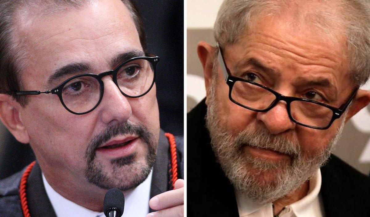 Ação do MBL cai nas mãos de ministro do TSE que não concorda com candidatura de Lula https://t.co/rmkgHphp5R