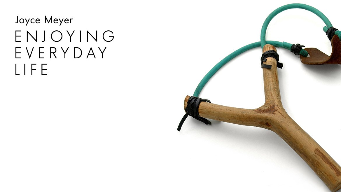 Are the giants in your life bigger than your faith? Discover the power of God within you as Joyce teaches about the believer's authority in Jesus Christ at https://t.co/pPe6Ic9Foe #TodaysShow #DefeatingGiants