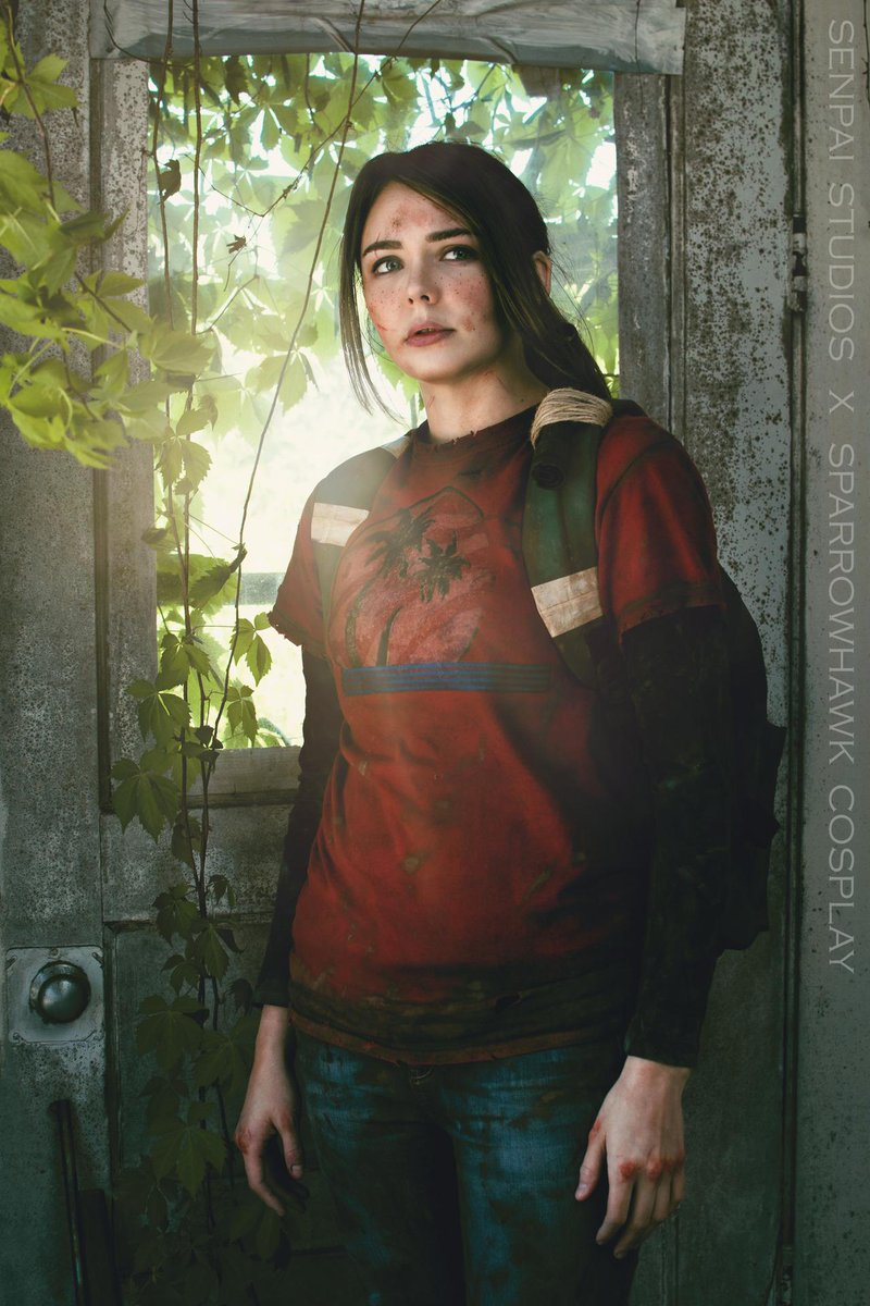 Naughty Dog On Twitter Ellie Cosplay From The Last Of Us