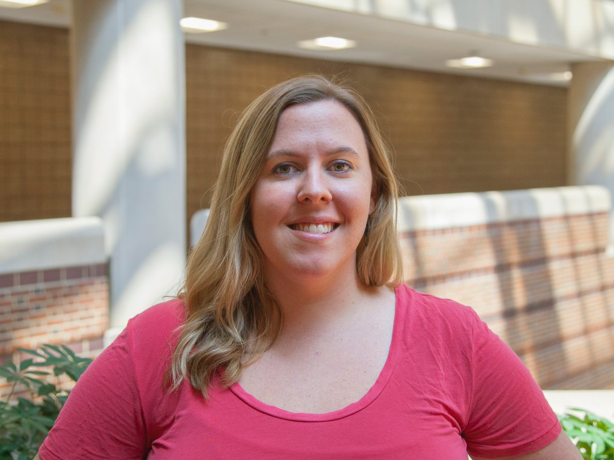 (I'm a little delayed on this one) The @McNeilGroup welcomes it's newest post-doc - Dr. Danielle Fagnani (@fagnaninomics) from @UF & @CastellanoLabUF. Excited to have you here! Danielle has already been quite busy getting ready for our #MMSS camp starting in 7 days! pic.twitter.com/forPy5t8dw