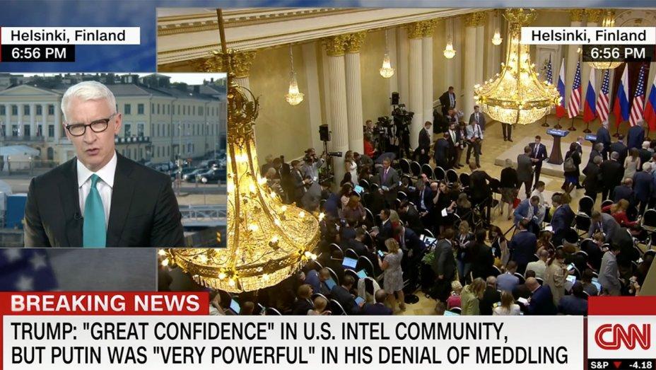 Anderson Cooper calls Trump presser a 'disgraceful' performance https://t.co/oi4y2r4Pz1 https://t.co/fVLmBhQVH9