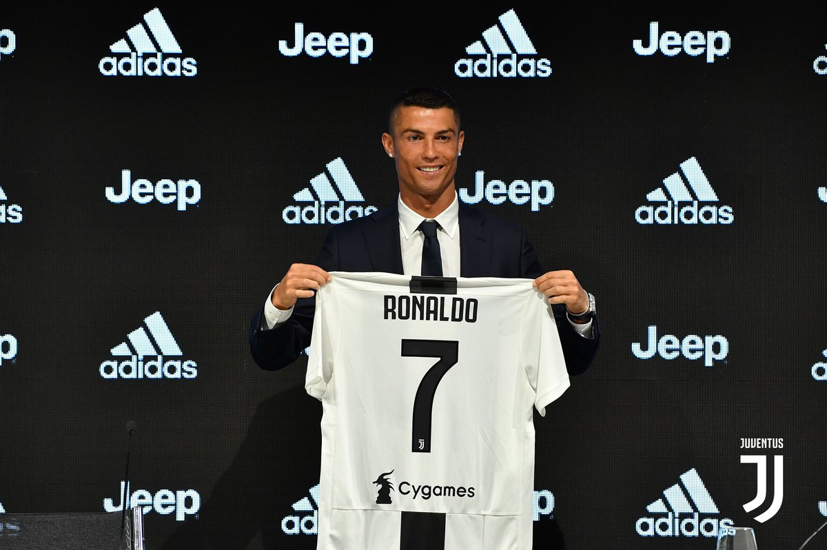 😍😍😍 @Cristiano. 🏳🏴  #CR7DAY #CR7JUVE