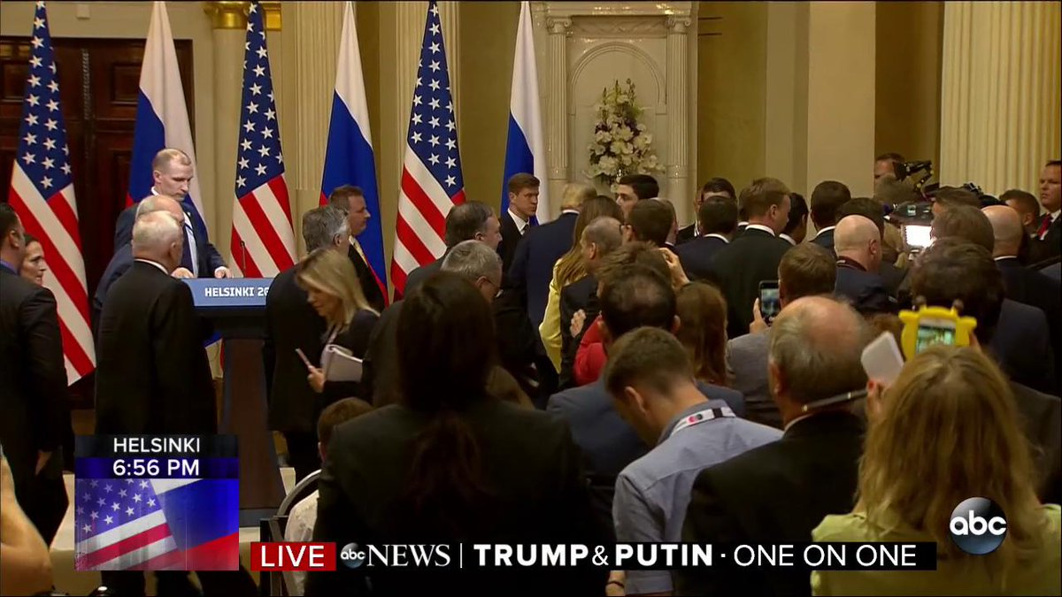"Image for the Tweet beginning: .@GStephanopoulos on Trump-Putin presser: ""All"