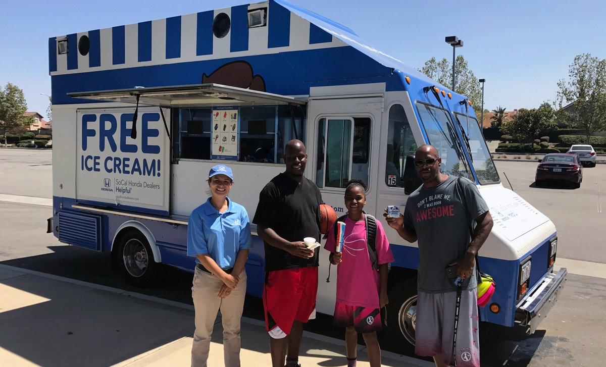 Socal Honda Dealers On Twitter Have A Chill Summer Our Free Ice Cream Truck Is Out This Weekend In Los Angeles Highland San Bernardino Riverside