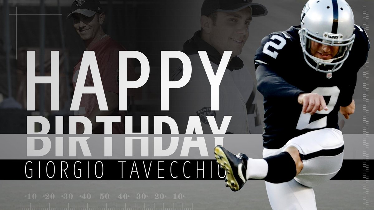 Happy birthday, Giorgio! 🎂