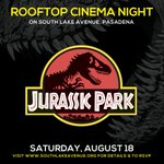 Image for the Tweet beginning: #SouthLakeAve #RooftopCinemaSeries on #SouthLakeAve presents