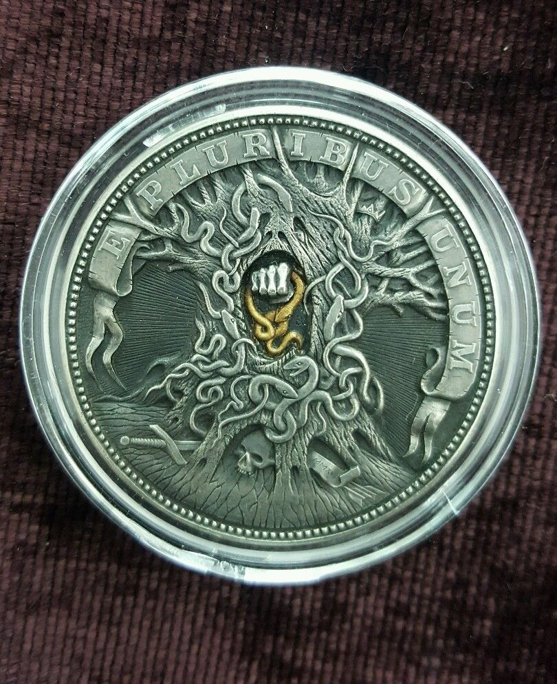 These intricate and interactive coins that are much more