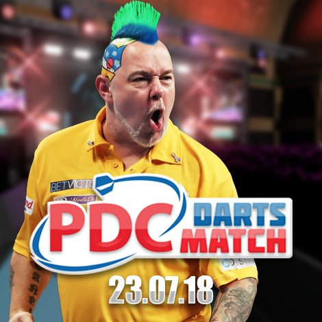 Were very excited to announce that from Mon 23rd, Darts Match 2 will become PDC Darts Match, the official game of @OfficialPDC. The only darts game to feature the top players in the PDC circuit + exclusive new venues. More features to be announced throughout the week!