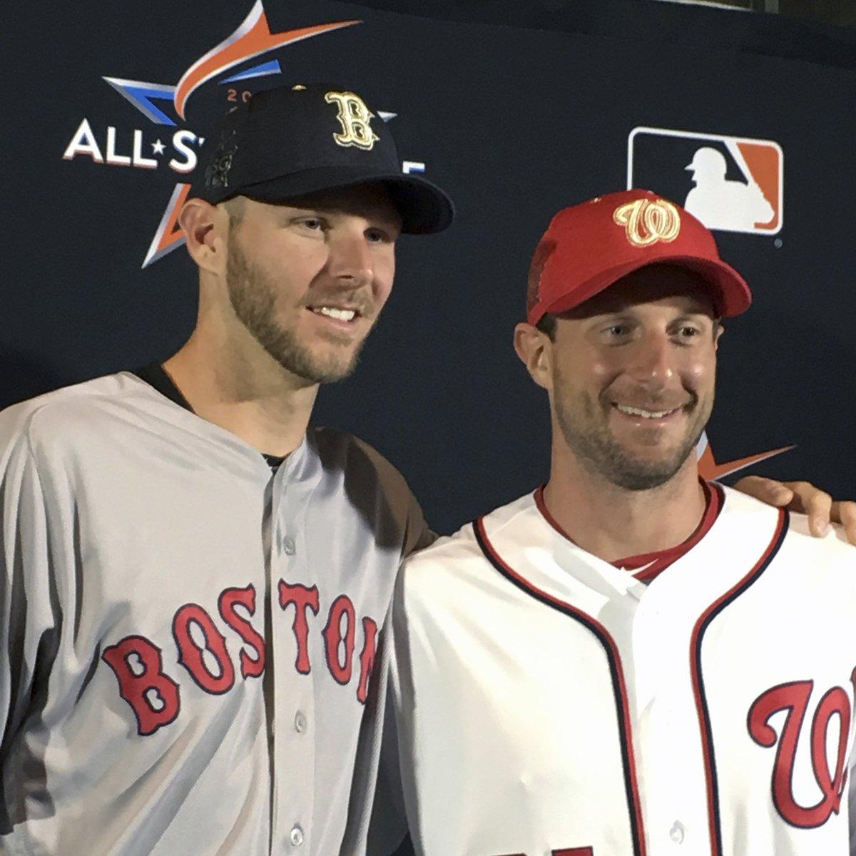 MLB's photo on Max Scherzer