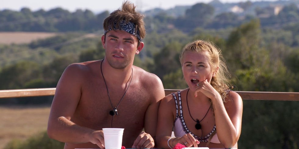 This is how the Love Islanders have been SECRETLY communicating #LoveIsland https://t.co/rjwd9ul8Bc