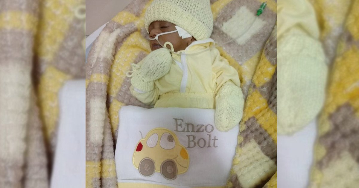 Pai consegue na Justiça autorização para registrar filho com o nome Enzo Bolt https://t.co/6P2KrJVKqK #G1