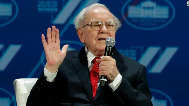 Warren Buffett just donated $3.4 billion in Berkshire Hathaway shares to charity https://t.co/44gHFev774 https://t.co/psKaY04ifS