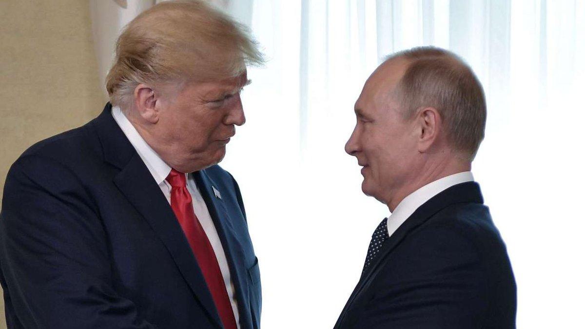 Putin: 'Cose cambiate in meglio dopo incontro con Trump' #putin https://t.co/UZ60cZDhnQ