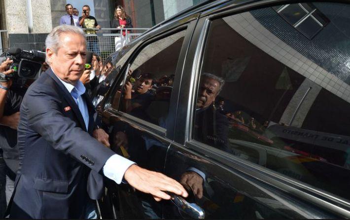 Polícia Federal abre novo inquérito contra José Dirceu para apurar conta na Espanha https://t.co/YRiCpwoh7Y