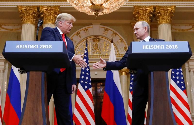 Commentary: Putin outfoxes Trump in Helsinki https://t.co/odQZaDoqjr https://t.co/HKlpPhkCor