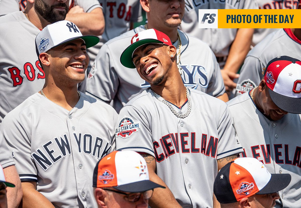 "FanSided on Twitter: ""#FSPhotooftheDay: Gleyber Torres of the New ..."