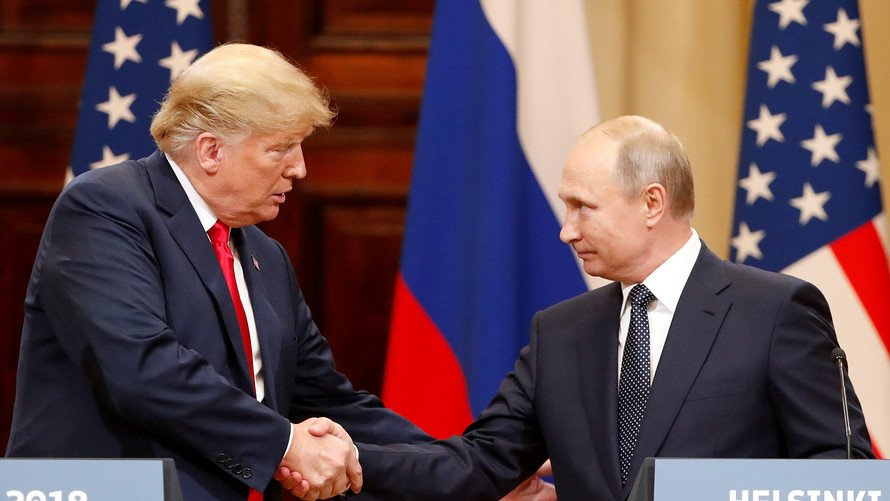'Shameful,' 'disturbing,' and an 'embarrassment' — Congress reacts to Trump's press conference with Putin https://t.co/mtuqaxUHCJ