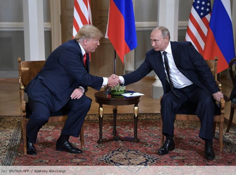 La 'faiblesse' de Trump face à Poutine scandalise jusque dans les rangs républicains https://t.co/IM59shH2Qp