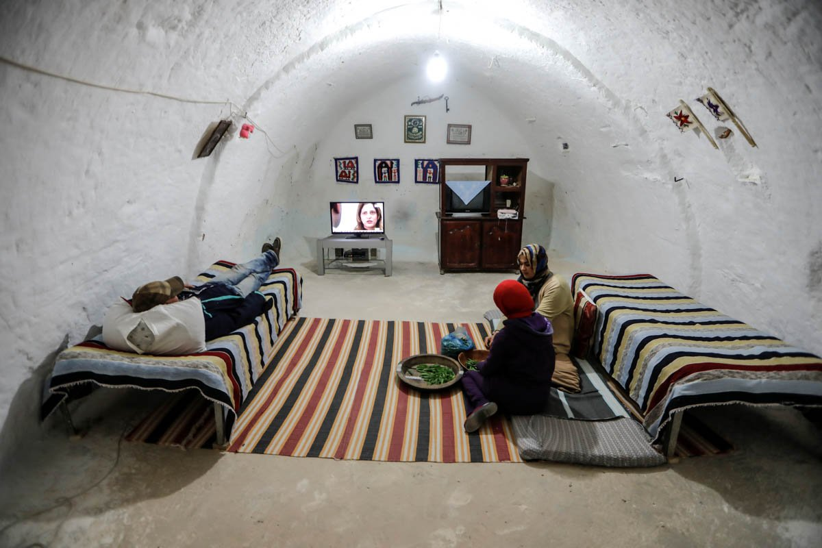 The last residents of Tunisia's underground homes — in pictures https://t.co/ITufDc6rR2 https://t.co/4zk3fcBMQF
