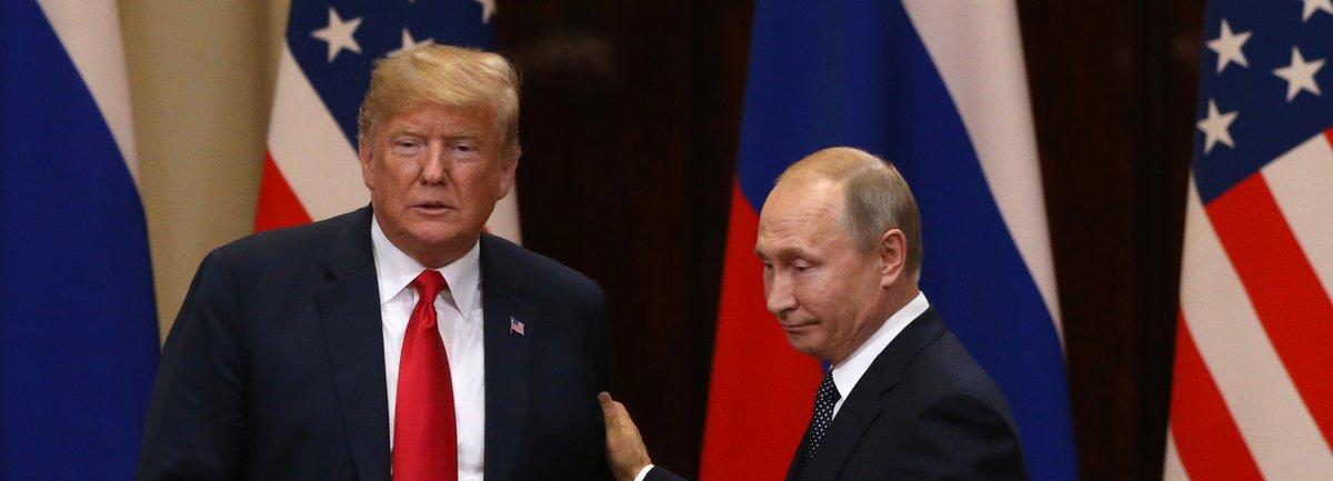 Trump refuse d'affronter Poutine sur l'ingérence électorale https://t.co/6ZZesRsv2T