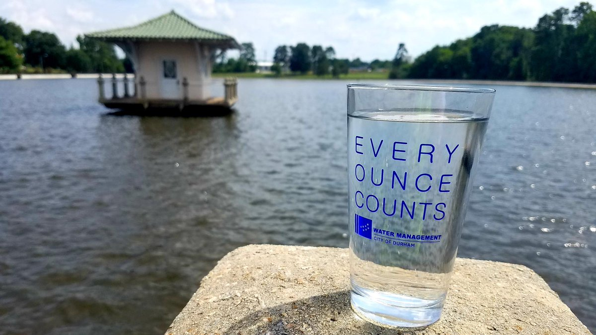 Cityofdurhamnc On Twitter Our Durhamwater Williams Water