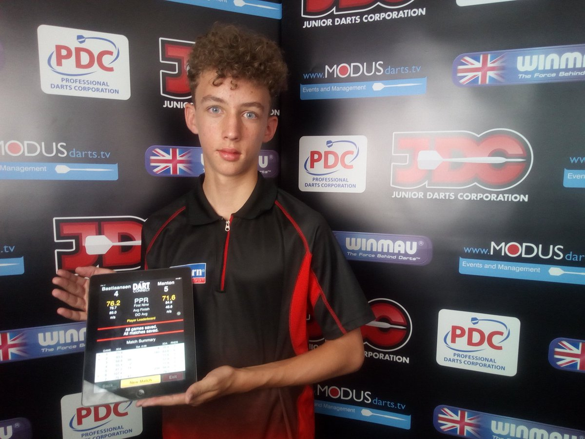 If you havent already please check out my piece on the @JDCdarts Tour featured on the @OfficialPDC website! 🎯 90 plus average from a 14-year-old 🎯 New winner in Chorlton 🎯 International talent at the JDC Tour pdc.tv/news/2018/07/1…