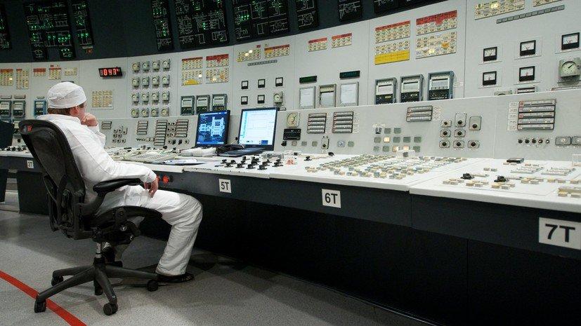 На Украине турбогенератор второго энергоблока АЭС отключился от сети https://t.co/SxcDh7aL7x