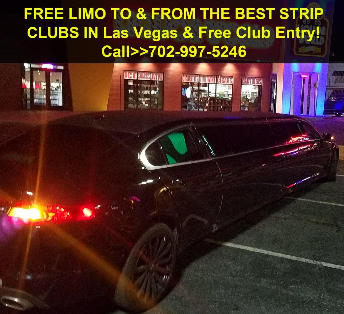 Vegas Strip Clubs On Twitter Las Vegas Free Strip Club Limo Pick