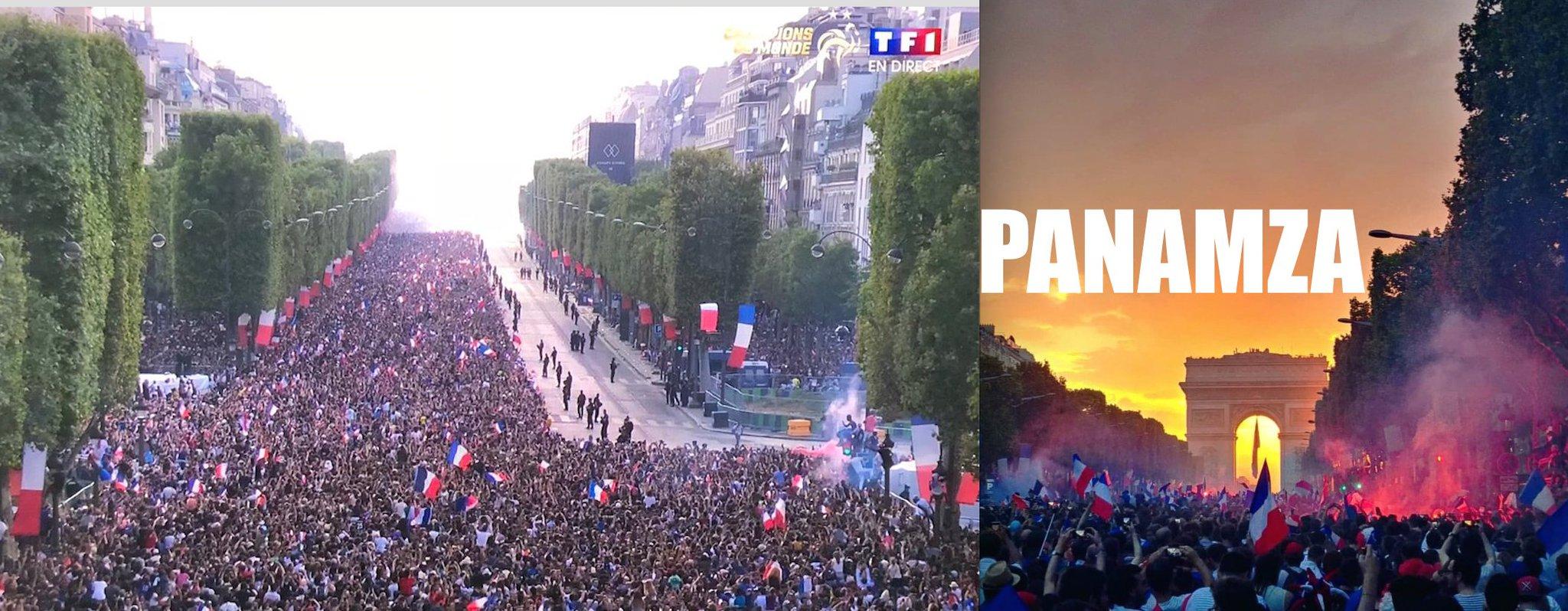 Daech en vacances ? Aucun incident terroriste ne s'est produit aux Champs-Élysées