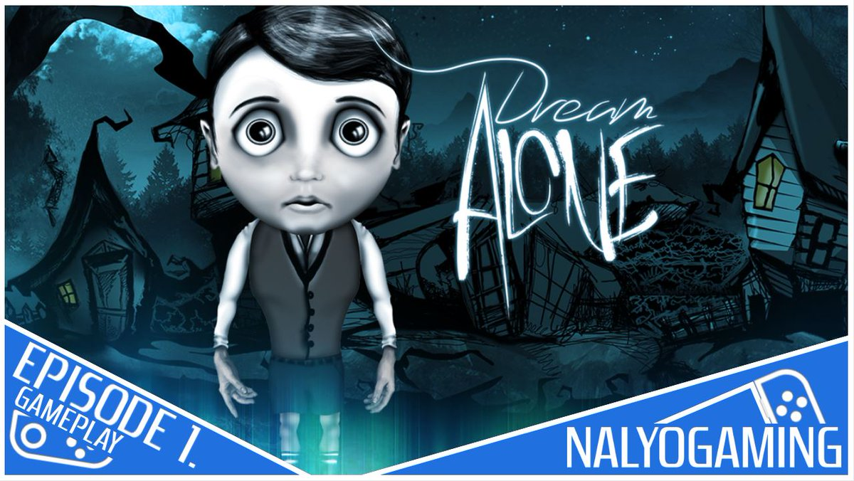 Enjoy my DREAM ALONE, @Nintendo Switch Gameplay First Look, Episode 1.  https:// youtu.be/XsvDiyaVe_I  &nbsp;   via @YouTube on @NalyoGaming. #DreamAlone by @FatDogGames &amp; @WarSaw_Games avail. now on @NintendoOfAmerica #Switch. Such a dark but super fun #Indiegame<br>http://pic.twitter.com/7iIHytfbQO