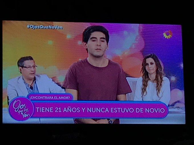 #OjosQueNoVen Foto