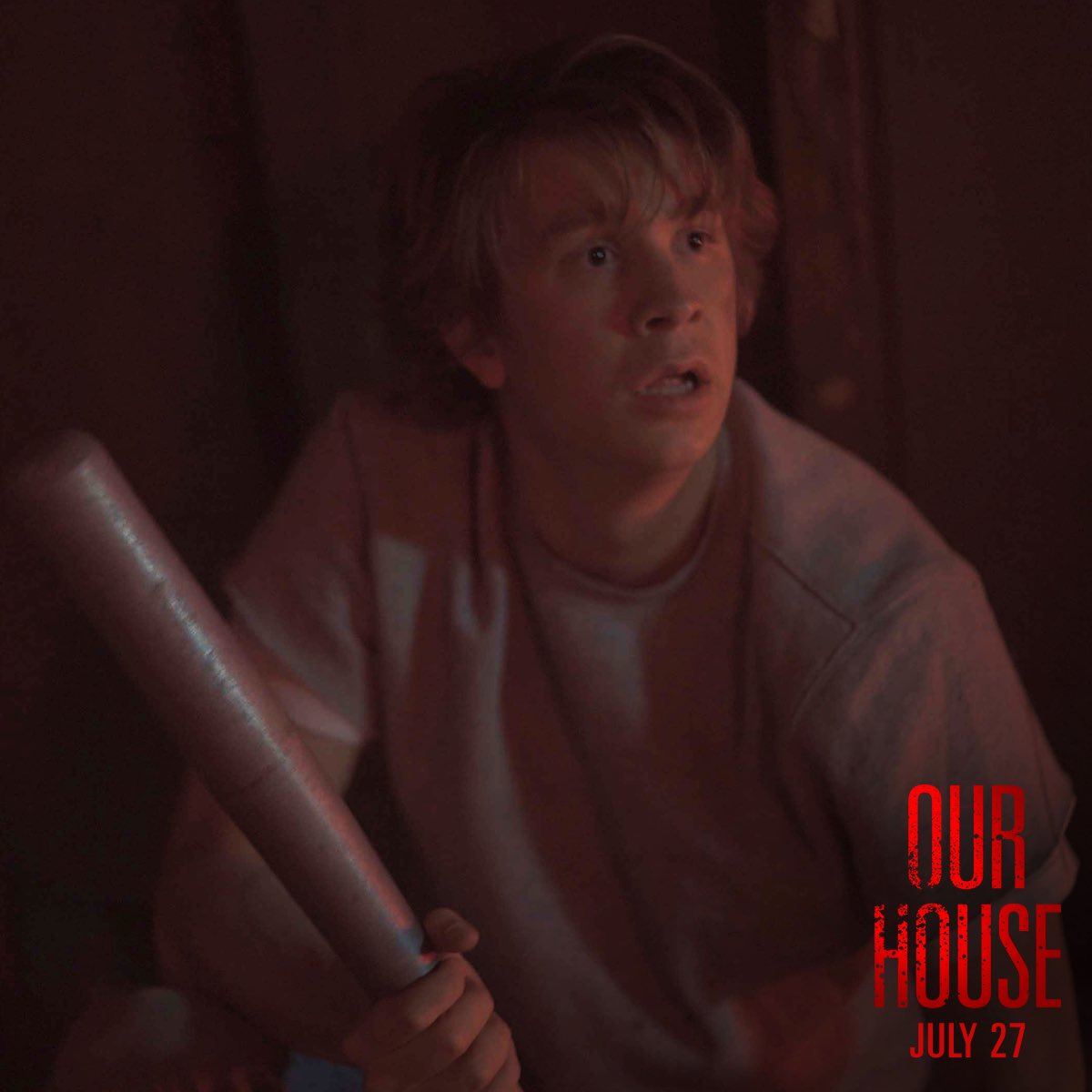 New technology has unforeseen consequences in #OurHouse - Coming to select theaters and On Demand July 27.