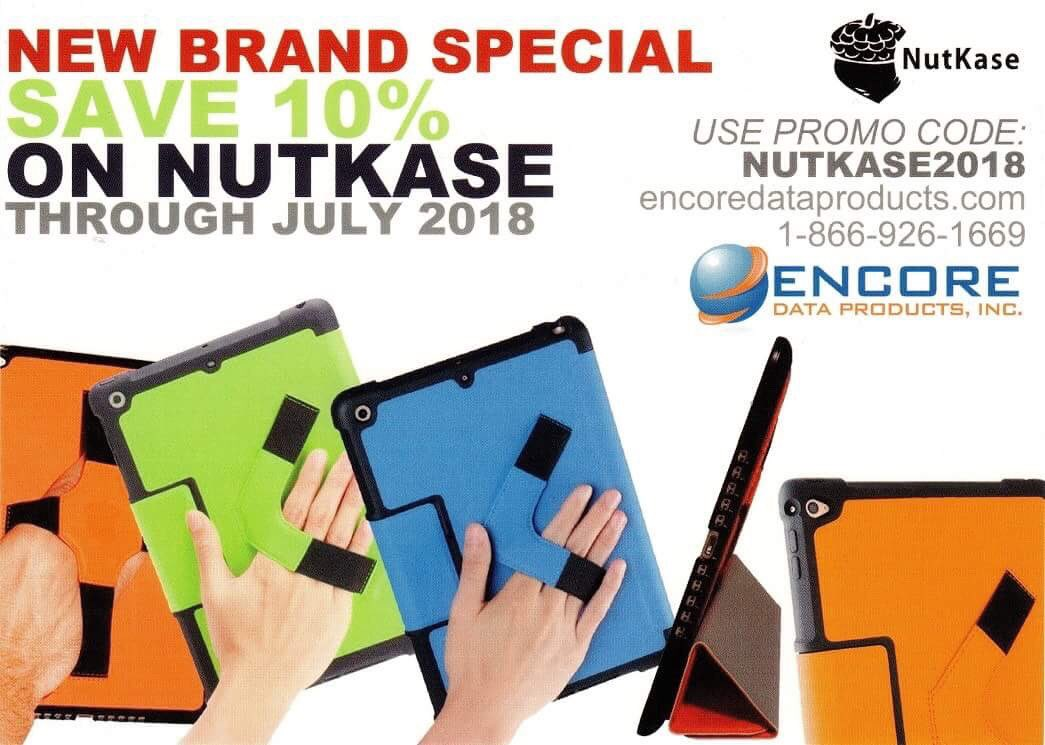 Save 10% till end July on #Nutkase #protective #cases for #ipad #chromebook #tablet #computers Perfect for #school #business  Call TOLL FREE: 866-926-1669😊💻 #encoredataproducts #education #technology #library #literacy #learning #school #studying #travel #hotel #airport https://t.co/4U5dLTfQfz